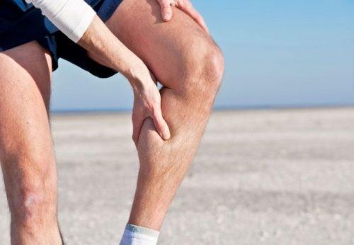 Nguyên nhân bệnh teo cơ bắp chân